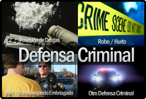 Defensa Criminal